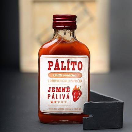 Chilli omáčka Pálito 100ml