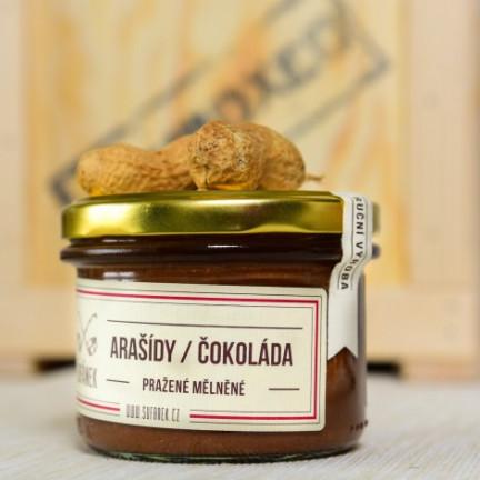 Šufánek Arašídovo - čokoládové máslo 190g