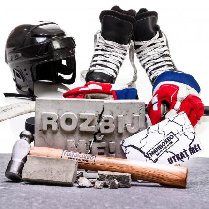Cihla pro hokejistu