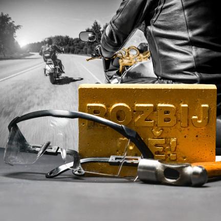Cihla pro motorkáře