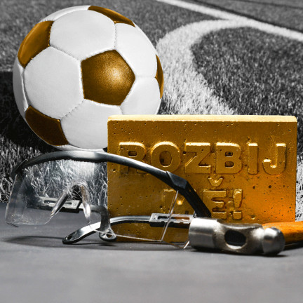 Cihla pro fotbalistu