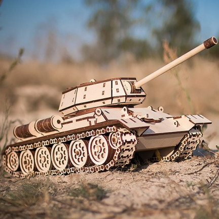 Stavebnice Tank T-34