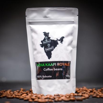Káva z rodinné pražírny – 4druhy