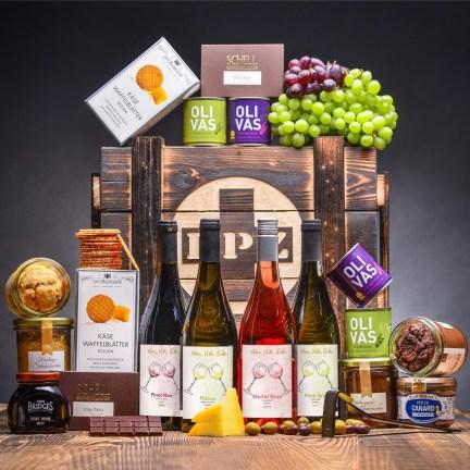 Bedna KPZ s vínem