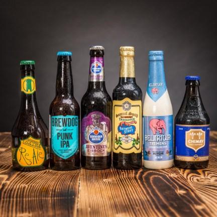 Set pivních speciálů exclusive 6 ks
