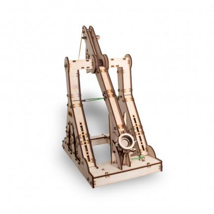 Dřevěná stavebnice Katapult
