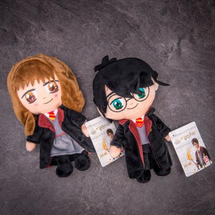 Set plyšáků Harryho Pottera a Hermiony