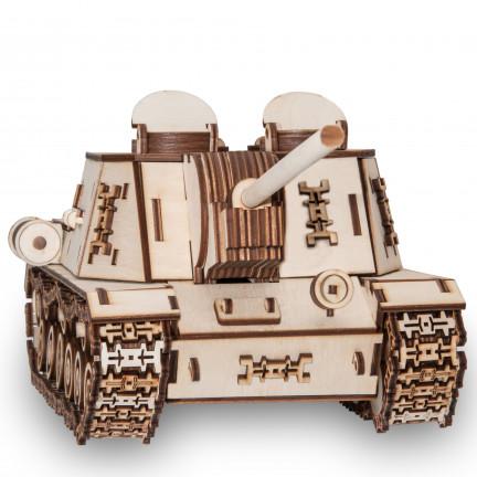 3D model Tank ISU-152