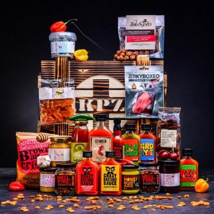KPZ Bedna plná chilli
