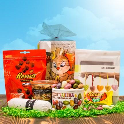Velikonoční sáček plný dobrot