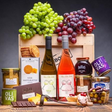 Bedna pro vinaře - sladší
