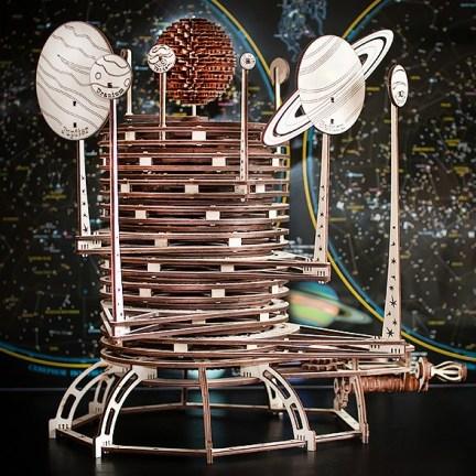 3D stavebnice Planetárium