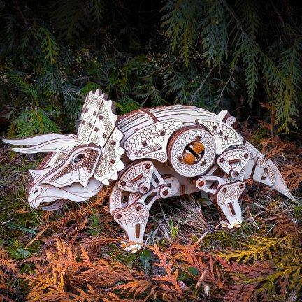 3D stavebnice Triceratops