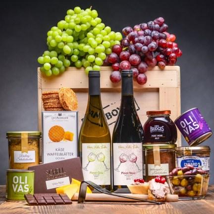 Bedna pro vinaře - suché