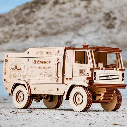 Skládací model MAZ 5309RR 1:20
