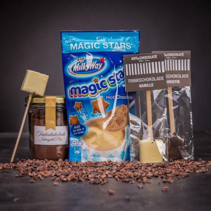 Set exkluzivních horkých čokolád